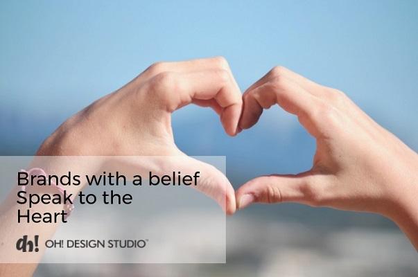 Advantage of brand belief