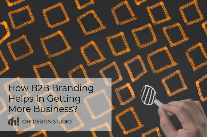 Role of branding in B2B sales