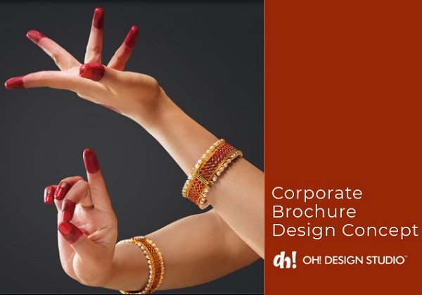 corporate brochure design pune