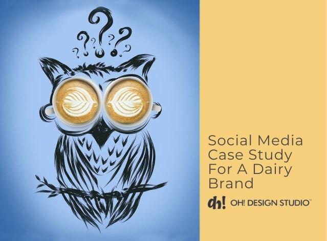 milk social media case study