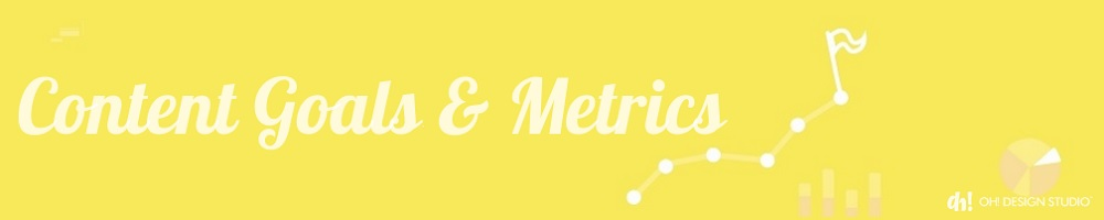 mistake of not aligning social media content with goals and metrics